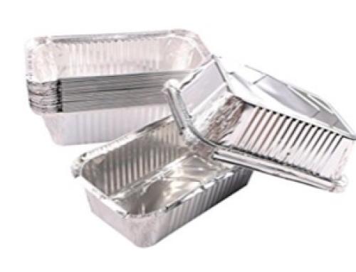 Oblong Foil Pan
